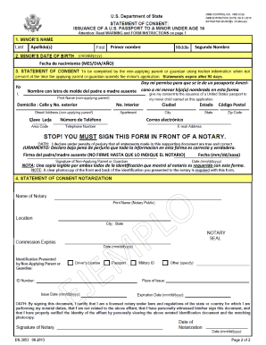23 Printable Ds 3053 Forms And Templates Fillable Samples In Pdf