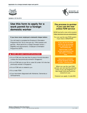 singapore work permit application form pdf