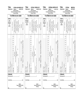 Fee Challan Form Sample - Fill Online, Printable, Fillable