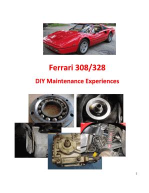 F1designus Ferrari 308328 Fill Online Printable