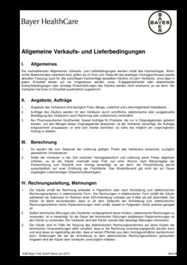 Fillable Online Gesundheit Bayer Preisliste Krankenhaus Nachspann