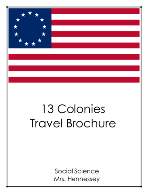 23 Printable travel brochure sample projects Forms and Templates