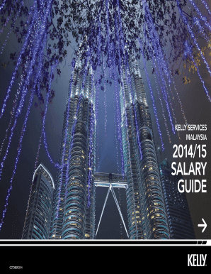 kelly services salary guide 2016