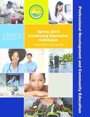 the role of community education in community development pdf