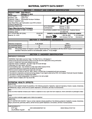 fillable online nafaa zippo blend c nafaa fax email print pdffiller. Black Bedroom Furniture Sets. Home Design Ideas