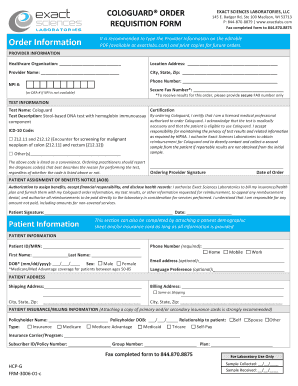 Order Form Templates Fillable Amp Printable Samples For