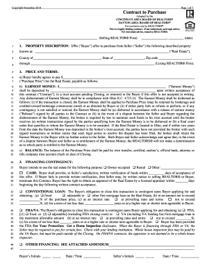 Bill Of Sale Form Ohio Offer To Purchase Real Estate And Acceptance