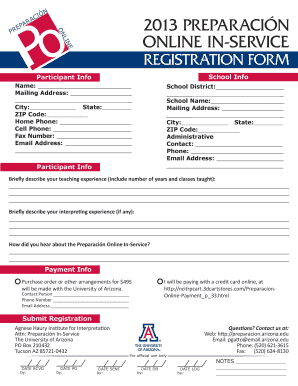 Registration form html code - Fill Out, Print & Download
