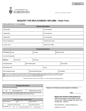 book report template college to editable fillable replacement diploma order form fillable pdf office of