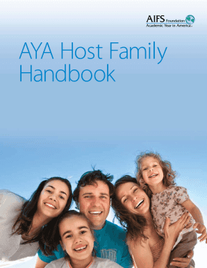 Host Family Guide - Academic Year in America - academicyear