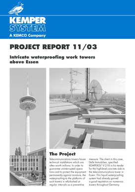 Project report in PDF-Format - KEMPER SYSTEM