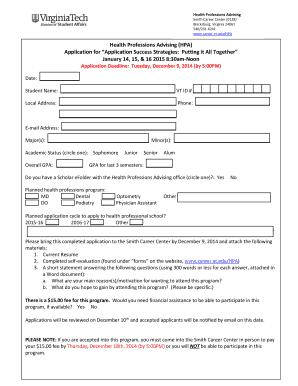 Smith Career Center Vt Resume