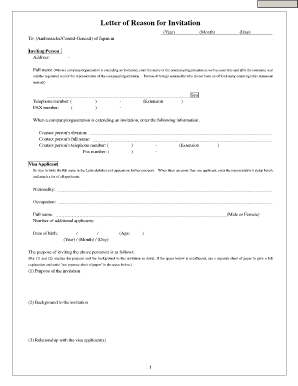 how to write guarantee letter for japan by sponsor form