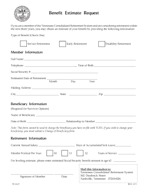 Beneficiary Form Template  Leave Request Form Template