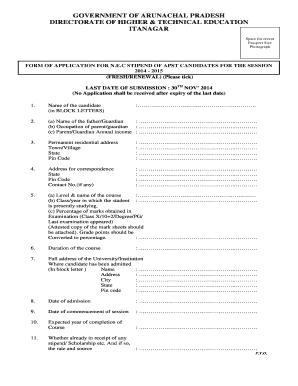 sbi application form 2014 pdf