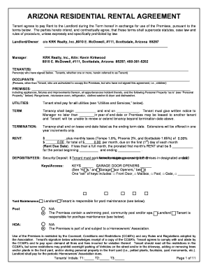 17 Printable Rental Agreement Alberta Forms And Templates