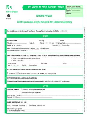 formulaire p0