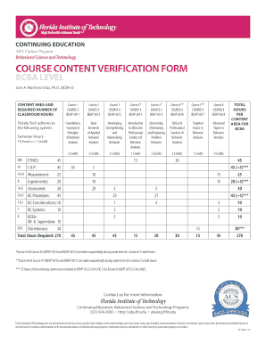 Chapter 5 test form 2c answers fill online printable fillable course content verification form bcba level fit fandeluxe Images