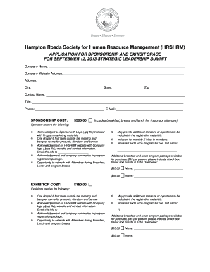 Hampton Roads Society For Human Resource Management BHRSHRMb