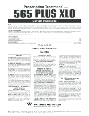 Fillable Online 565 PLUS XLO Fax Email Print