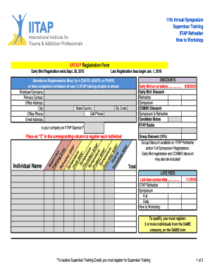 training schedule template excel
