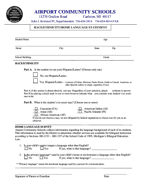 Complete & print additional registration forms - Airport Community ...