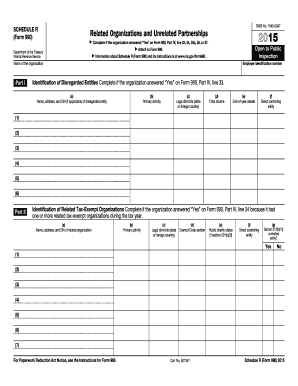 2014 Form 990 (Schedule R) - irs