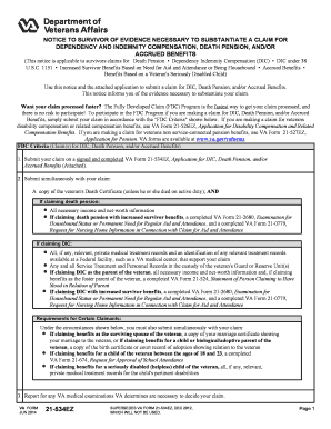 VA Form 21-2680 Templates - Fillable & Printable Samples for PDF ...