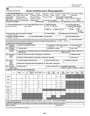 Faa flight plan form pdf - Printable Governmental Templates to ...