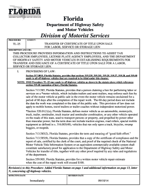 Florida department of highway safety and motor vehicle for Fl department of highway safety and motor vehicles