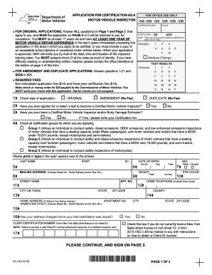 Fillable Online dmv ny DMV form VS-120 - New York State DMV Fax ...