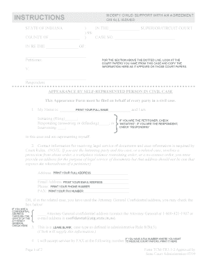 photograph relating to Printable Guardianship Forms known as Editable cost-free printable baby guardianship kinds - Fill