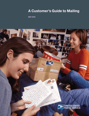A Customers Guide To Mailing