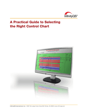 A Practical Guide to Selecting the Right Control Chart - InfinityQS