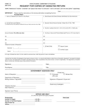 Hawaii tax form g-45 - Edit, Fill, Print & Download Online ...