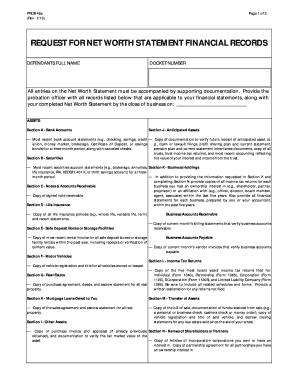 scotia personal statement of net worth pdf