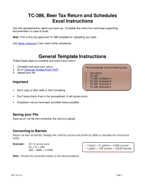 Printable Tax excel spreadsheet template - Edit, Fill Out