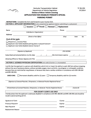 Fillable online transportation ky 204 kentucky for Motor vehicle reports online