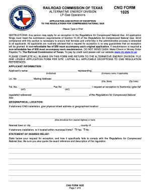 CNG Form 1025.docx Fill Online, Printable, Fillable, Blank ...