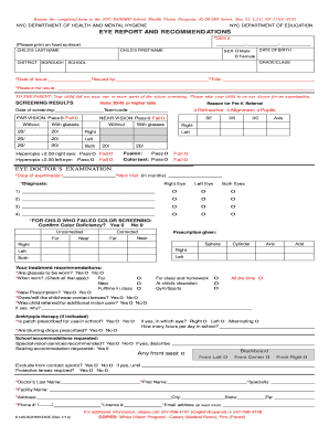 nyc doe access forms - Edit Online, Fill Out & Download ...