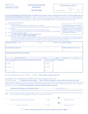 deceased estate tax file number application form