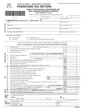 small business tax forms 2015 - Edit & Fill Out Top Online Forms ...