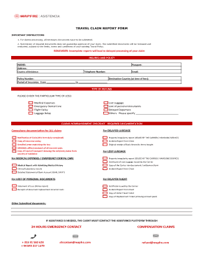 Printable incident report for lost official receipt - Edit ...