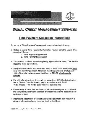 Fillable Online clark wa Court Payments - District Court