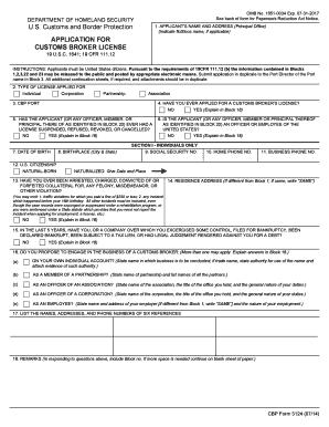 Cbp Form 3124 - Fill Online, Printable, Fillable, Blank | PDFfiller