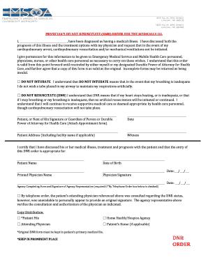 Bill Of Sale Form Pennsylvania Do Not Resuscitate Form Templates ...