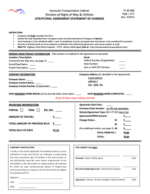 Fillable Online transportation ky Forms Library (TC 69) - Kentucky ...