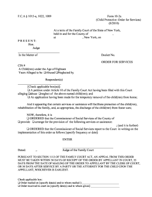 child rearing provision fillable pdf form