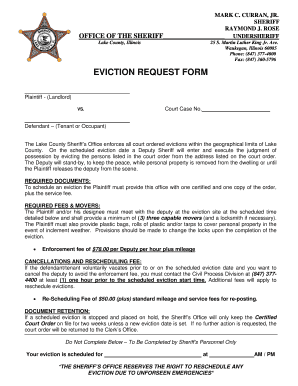 Blank Eviction Notice Pdf  Blank Eviction Notice Form