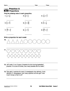 Printable how to make a tree diagram math fill out download proportions scarsdale union free school district ccuart Image collections